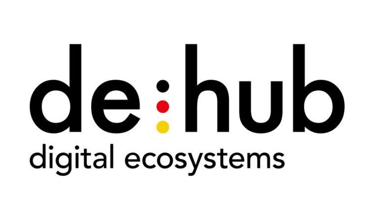 Logo de-hub