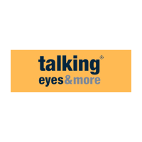 Logo talking eyes and more