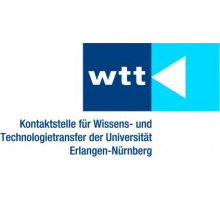 Logo Wissens- und Technologietransfer Universität Erlangen Nürnberg