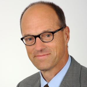 Portrait Profressor Heinrich Iro