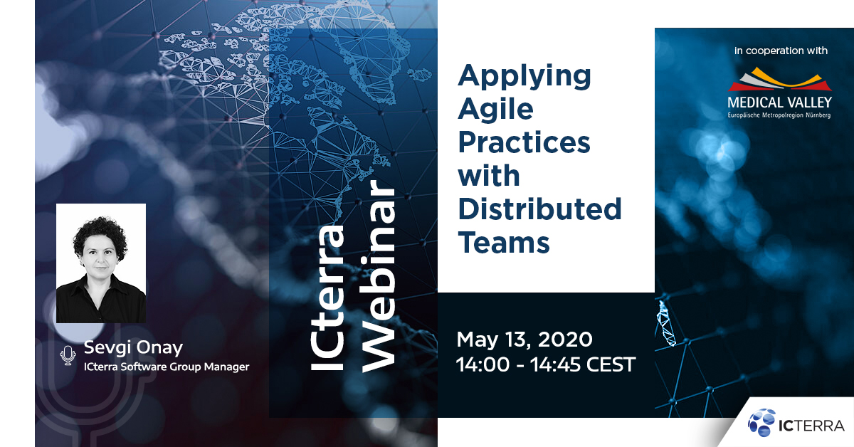 "Webinar: ""Applying Agile Practices with Distributed Teams"""