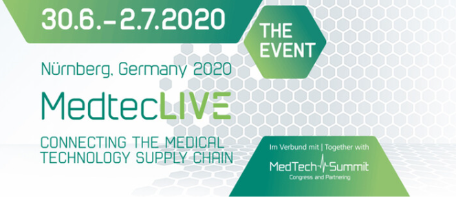 Virtuell: Medtec LIVE und MedTech Summit Congress & Partnering