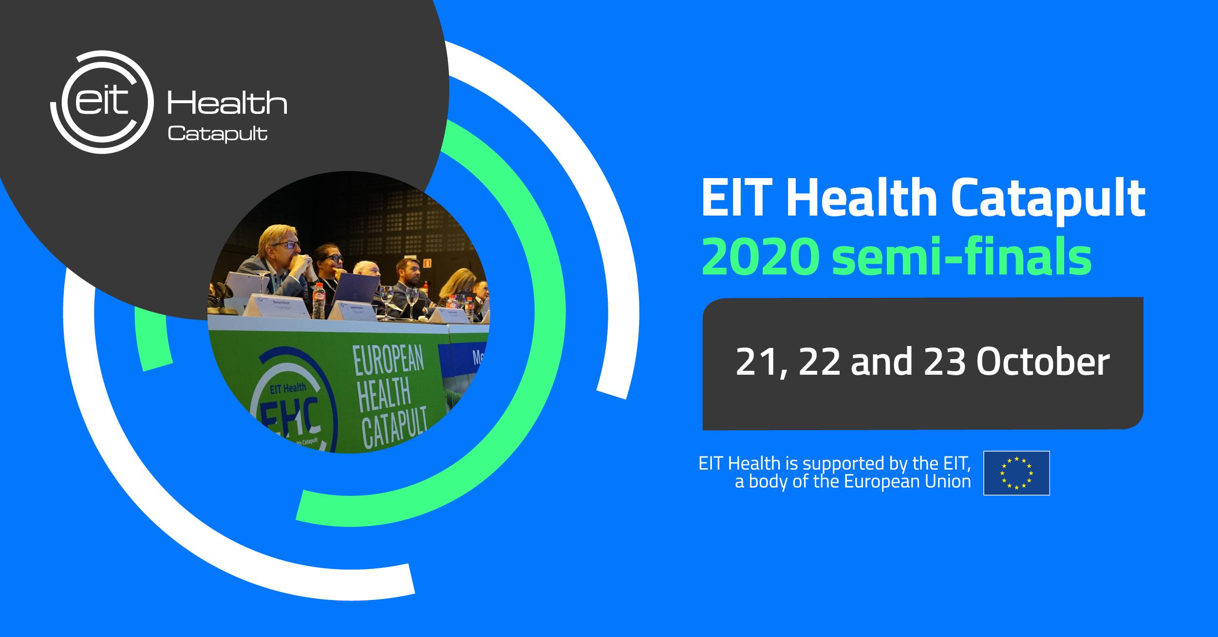 EIT Health Catapult Semi-Finals