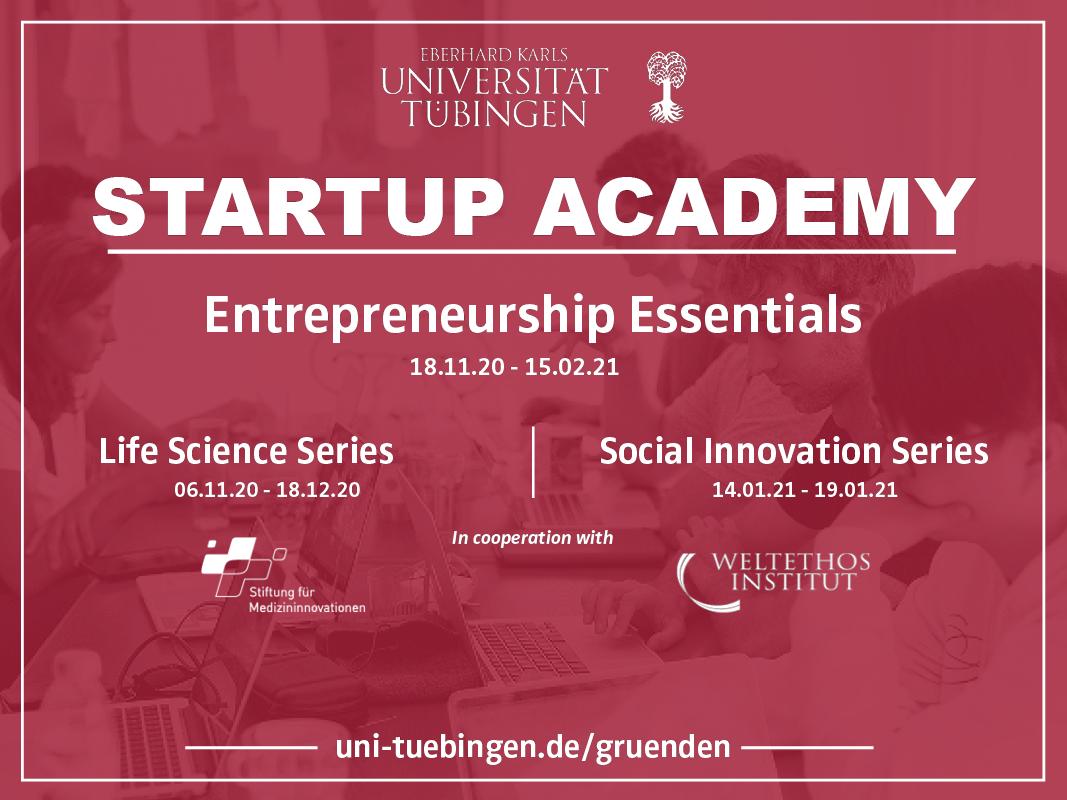 Startup Academy Tübingen