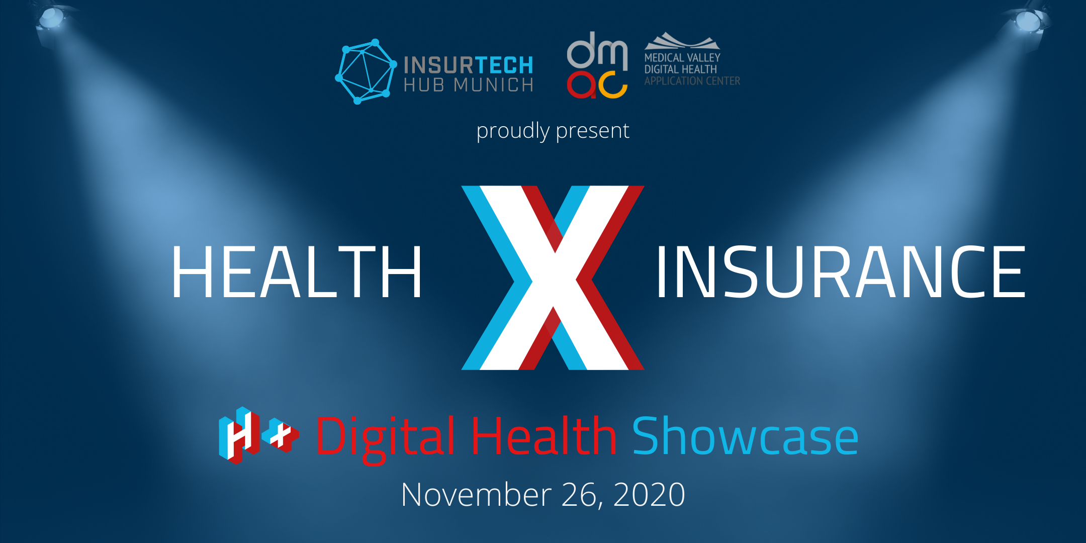 Health X Insurance: H+ Digital Health Showcase