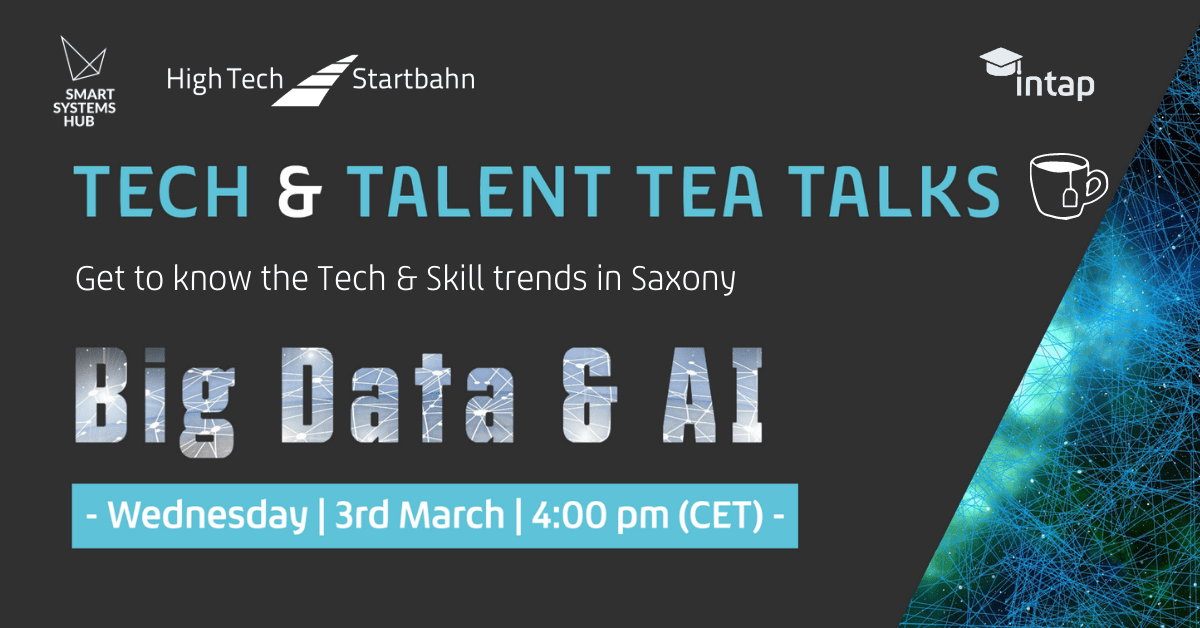 Tech & Tealent Tea Talks
