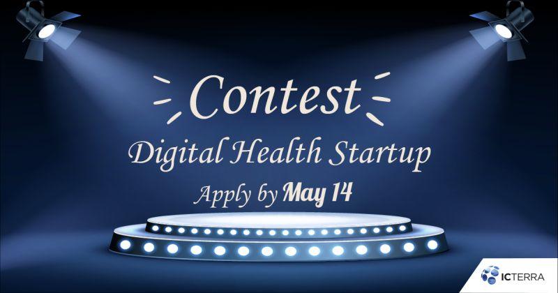 Digital Health Startup Contest | ICterra