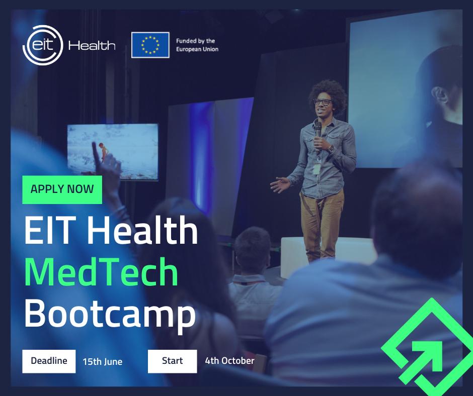 EIT Health MedTech Bootcamp