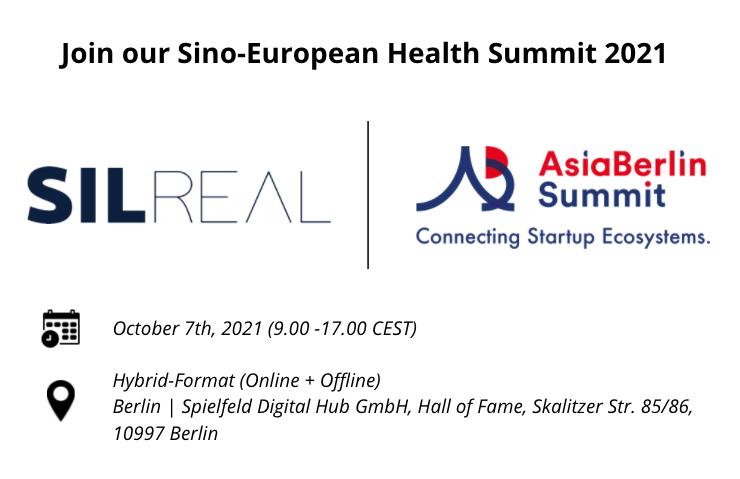 Sino-European Health Summit 2021