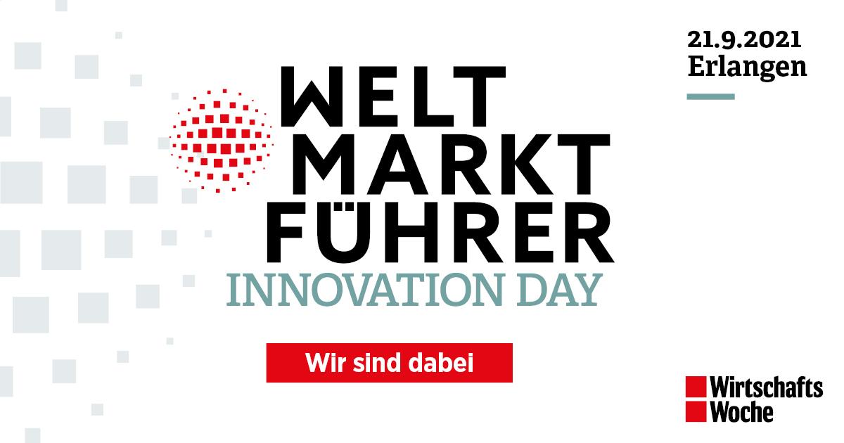 Weltmarktführer Innovation Day