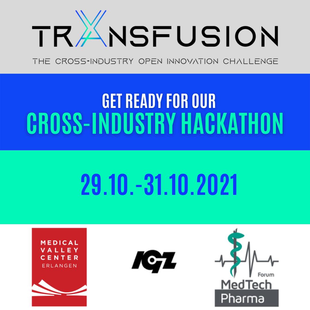 TRANSFUSION Cross-Industry Open Innovation Challenge